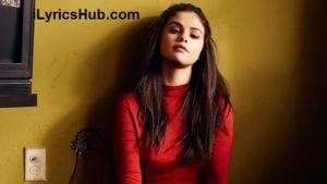 Crush Lyrics - Selena Gomez & The Scene