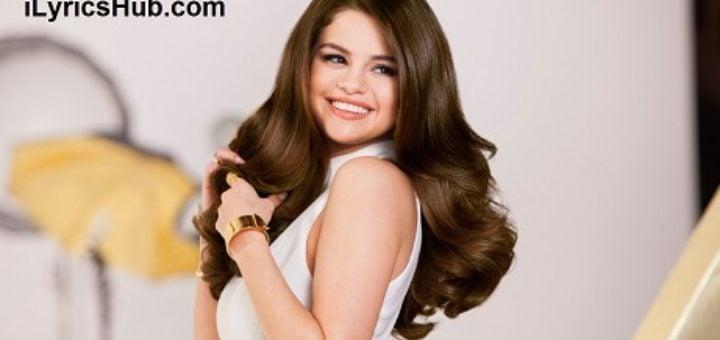 My Dilemma Lyrics - Selena Gomez & The Scene