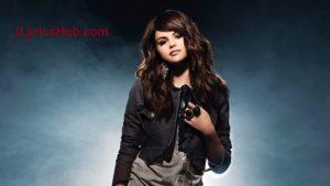 Dices Lyrics - Selena Gomez & The Scene Song