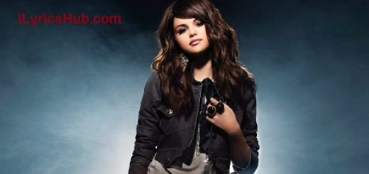 Dices Lyrics - Selena Gomez & The Scene Song