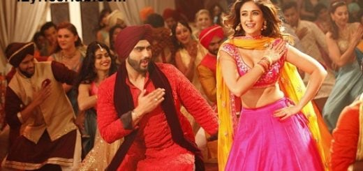 The Goggle Song Lyrics (Full Video) - Mubarakan