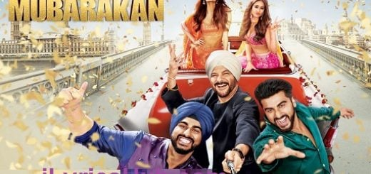 Haathon Mein Thhe Haath Lyrics (Full Video) - Mubarakan
