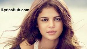 Head First Lyrics - Selena Gomez & The Scene