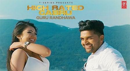 High Rated Gabru Lyrics Guru Randhawa