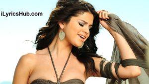 Hit The Lights Lyrics - Selena Gomez & The Scene