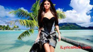 I Won't Apologize Lyrics - Selena Gomez & The Scene