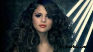 Intuition Lyrics - Selena Gomez