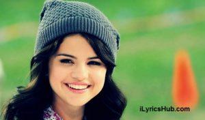 Summer's not hot Lyrics - Selena Gomez