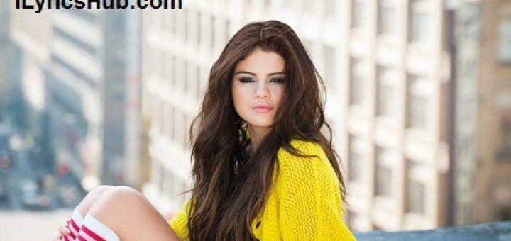 The Way I Loved You Lyrics - Selena Gomez & The Scene