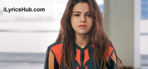 When The Sun Goes Down Lyrics - Selena Gomez & The Scene