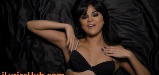 Hands To Myself Lyrics (Full Video) - Selena Gomez