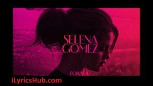 Más Lyrics (Full Video) - Selena Gomez ,The Scene