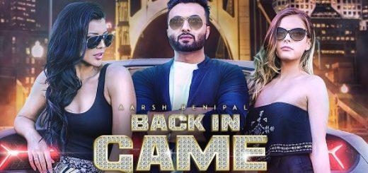 Back In Game Lyrics (Full Video) - Aarsh Benipal, Deep Jandu