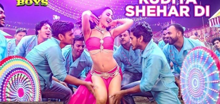 Kudiya Shehar Di Lyrics - Poster Boys