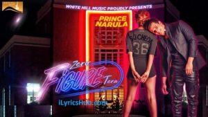 Zero Figure Tera Lyrics - Prince Narula