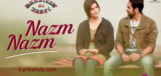 Nazm Nazm Lyrics