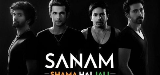 Shama Hai Jali Lyrics (Full Video) - Sanam (Independence Day Special)