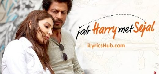 Yaadon Mein Lyrics (Full Video) - Jab Harry Met Sejal