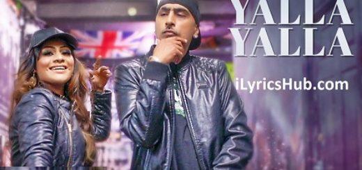 Yalla Yalla Lyrics - Dr. Zeus | Feat. Fateh | Miraya