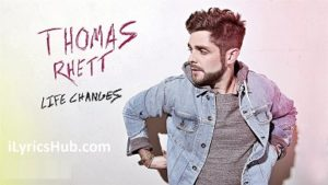 Kiss Me Like a Stranger Lyrics - Thomas Rhett