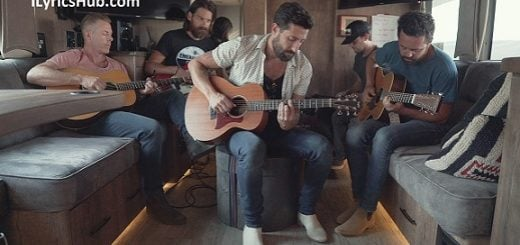 Written in the Sand Lyrics - Old Dominion