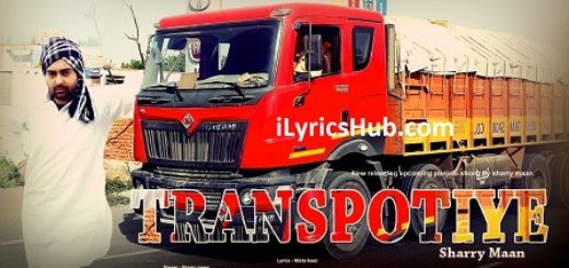 Transportiye Lyrics - Sharry Mann