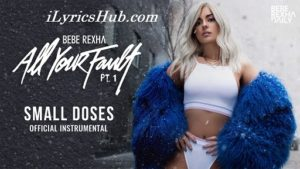 Small Doses Lyrics - Bebe Rexha
