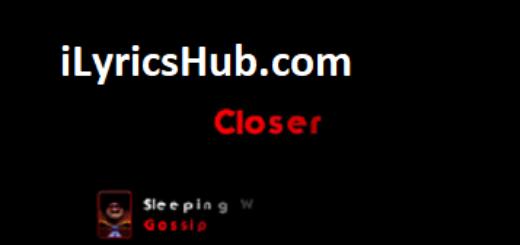 Closer Lyrics (Full Video) - Sleeping with Sirens