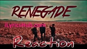 Renegade Lyrics (Full Video) - Hollywood Undead