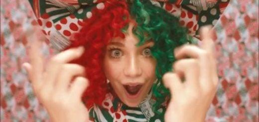 Santa's Coming For Us Lyrics (Full Video) - Sia