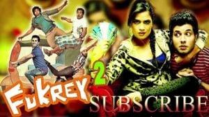 Raina Lyrics (Full Video) - Fukrey Returns | Shree D, Ishq Bector |