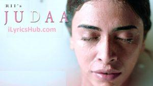 Judaa Lyrics (Full Video) - RII   Pav Dharia