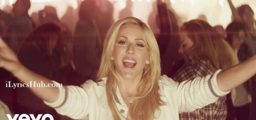 Burn Lyrics (Full Video) - Ellie Goulding