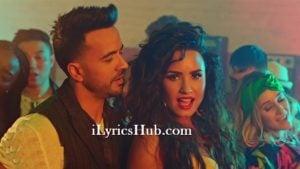 Echame La Culpa Lyrics (Full Video) - Luis Fonsi, Demi Lovato