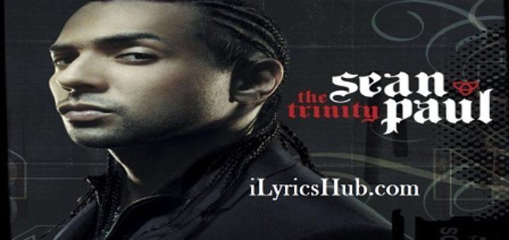 Give It Up To Me Lyrics - Sean Paul