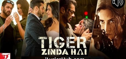Daata Tu Lyrics (Full Video) - Tiger Zinda Hai