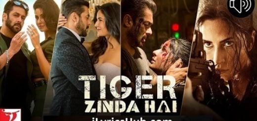 Tera Noor Lyrics (Full Video) - Tiger Zinda Hai
