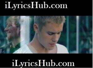 Tomorrow Lyrics (Full Video) - Justin Bieber, ft. Ed Sheeran