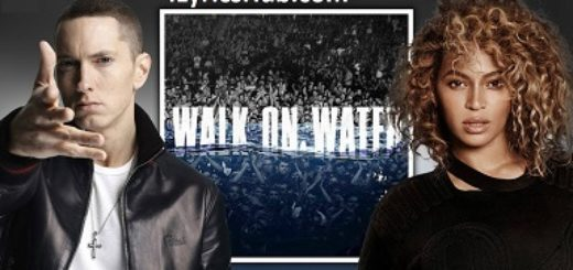 Walk On Water Lyrics (Full Video) - Eminem