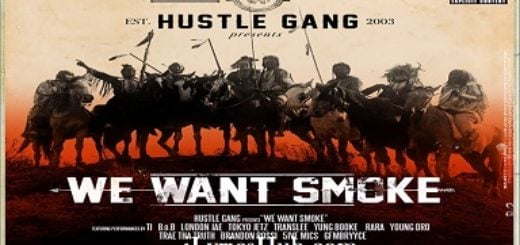 Want Smoke Lyrics (Full Video) - Hustle Gang