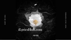 You Be Love Lyrics (Full Video) - Avicii