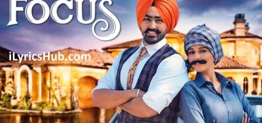 Focus Lyrics (Full Video) - Jassimran Singh Keer Ft. Mishika Chourasia
