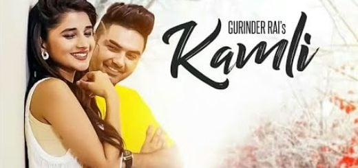 Kamli Lyrics - Gurinder Rai, Preet Hundal