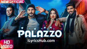 Palazzo Lyrics (Full Video) - Kulwinder Billa & Shivjot