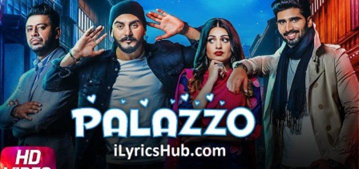 Palazzo Lyrics - Kulwinder Billa & Shivjot