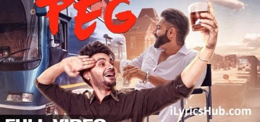 Peg Lyrics (Full Video) - B Jay Randhawa Ft. Guri & Sharry Maan