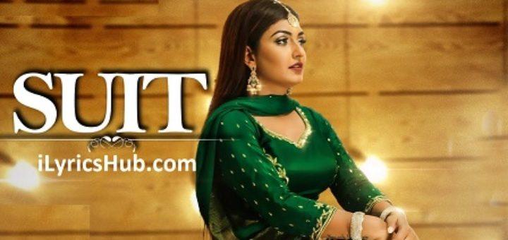Suit Lyrics - Anmol Gagan Maan |Teji Sandhu, Desi Routz|