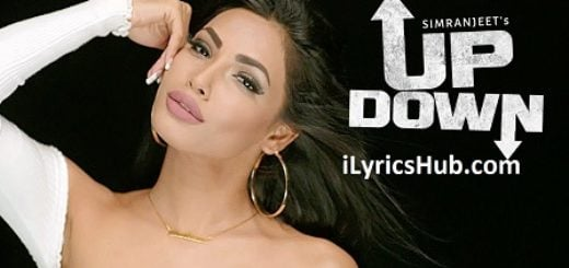 Updown Lyrics (Full Video) – Simranjeet, DJ Sky