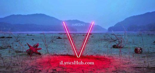 Unkiss Me Lyrics - Maroon 5