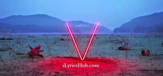 In Your Pocket Lyrics - Maroon 5